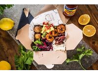 Manager wanted for Colombian Street Food Stall in Kerb Camden Market