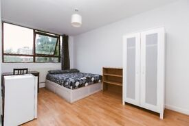 BIG DOUBLE ROOM - OLD STREET STATION - ZONE 1 - CALL ME AND SEE THE ROOM FIRST
