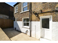 Newly refurbished one bedroomed period conversion w/ a stunning private garden in Kentish Town NW5