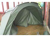 korum shelter + wrap all good no leaks