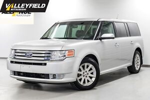 2012 Ford Flex SEL - toit pano - cuir -  7 passagers