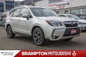 2014 Subaru Forester 2.0XT Touring BACKUP CAM ROOF PWR SEAT BLUE