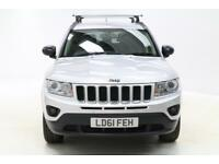 Jeep Compass LIMITED (silver) 2011-09-30