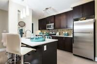 BRAND NEW 2 Bdrm + Den in Uptown Waterloo - Amazing views!