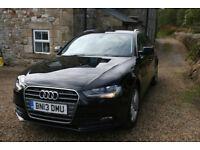 Audi A4 Avant SE Technik TDI Diesel Estate Car Leather & Sat Nav