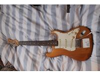 Electric Fender Strat Copy Guitar