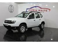 DACIA DUSTER AMBIANCE DCI (white) 2015