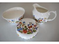 """Aynsley China """"Cottage Garden"""" - 3 items"""