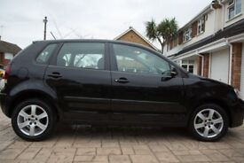 VW Polo 1.2 MATCH (70bhp) 70,600miles. 12 month MOT. VG condition. Full VWSH. 2 owners from new.