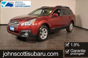 2014 Subaru Outback 2.5i Convenience 1.9%