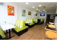 Shisha and cafe on main Romford Road, Manor Park --Viewing STRICTLY by appointment