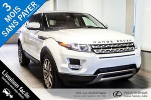 2013 Land Rover Range Rover Evoque Pure * Nouvel arrivage *