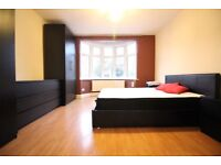 *INCLUDING ALL BILLS* HUGE FULLY FURNISHED ONE BEDROOM FLAT TO RENT WITH COMMUNAL GARDEN- ISLEWORTH