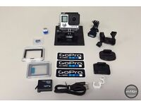 FACTORY SEALED NEVER OPENED OR REGISTERED GOPRO HERO 4 SILVER RRP £279 BUY £239