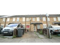 Furnished 4 Bedroom House With Garden Close to Seven Sisters and Tottenham Hale Underground Stations