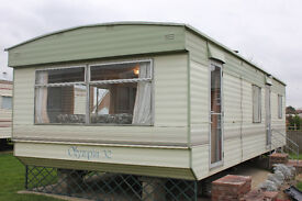 Static Caravan For Sale off site. Suitable for extra accommodation, self builder etc