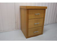 Handmade solidwood bedside Chest of drawers