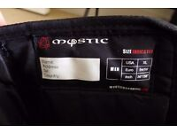 Mystic Firestarter Kiteboarding Harness – XL - Black