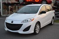 2012 Mazda Mazda5 GS*FREINS NEUFS*AC*MAGS*6 PASSAGERS*