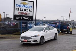2017 Ford Fusion AWD, NAV, SUNROOF, LEATHER