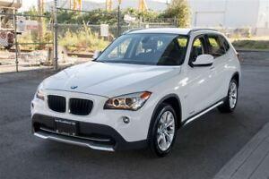 2012 BMW X1 xDrive28i Coquitlam Location - 604-298-6161