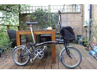 Brompton H3L Bicyle