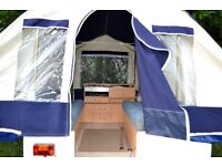 Trigana 415 Folding Camper . 10 years old in very good condition.
