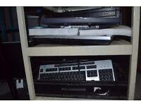 Various Monitors , Keyboards and Mice *read ad*