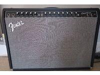 Large Fender Guitar Amp