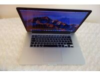NEW Apple MacBook Pro 2015, Intel Core i7, R9 Graphics, 16GB RAM, 512GB SSD (Flash)