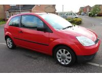FORD FIESTA 1.2 2004 (ONLY 84000 MILES) LOW INS & TAX IMMACULATE ASTRA FOCUS CORSA CLIO PUNTO POLO