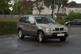 Pristine BMW X5 DIESEL SUV,fine example of a stunning car,this will go fast get this before its gone