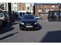 PCO CAR HIRE/RENT NISSAN PULSAR AND TOYOTA PRIUS