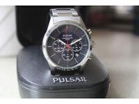 Pulsar watch in original case