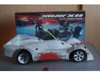 Pan RC Cars Xray Xii - 1/12, 2.4 GHz Radio Remote Control