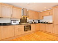 An exceptional two double bedroom apartment situated within this impressive period conversion