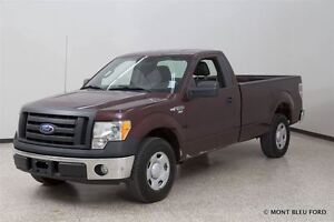 2009 Ford F-150 XL, -NO ADMIN FEE, FINANCING AVALAIBLE WITH $0 D Gatineau Ottawa / Gatineau Area image 3