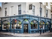 Full Time Supervisor Wanted, avg. £13 Per Hour in Notting Hill Area