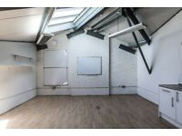 Bright Creative Studio Space to Rent in Notting Hill / 811sqft / North Kensington / W10