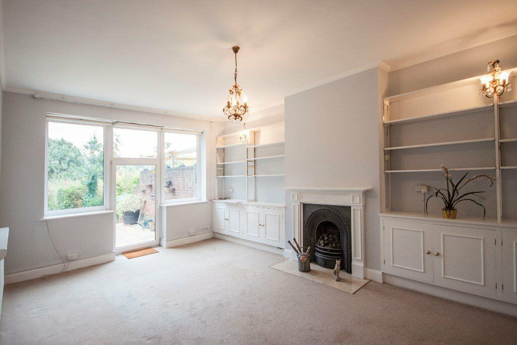 Beautiful new two bedroom garden property in trendy Queens Park