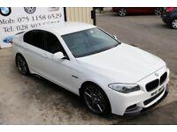BMW 520D M SPORT AUTO 181 BHP (Finance & Warranty) M-Performance kit