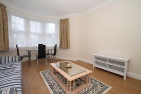 A larger than average on bedroom first floor which has been newly refurbished, close to Southgate