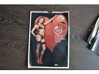 Kylie Minogue Official Calendars 2003 - 2009 £6 each
