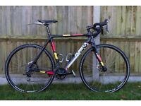 Planet X XLS full carbon cyclocross (57cm - Large)