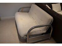 Double Futon style sofa bed