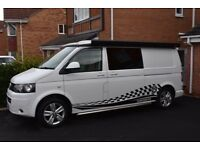 VW Transporter 4 Berth Campervan 2012 2.0Tdi 102 LWB 5speed manual