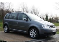 2003 Volkswagen Touran 1.6 FSI SE 5dr (5 Seats) AUTO, 2 KEYS, PX TO CLEAR, EXCELLENT RUNNER