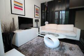 10th Floor Furnished Studio Suite available in the Prestigous Pan Peninsula Development - MA