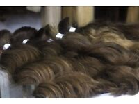 European & Slavic Hair Extensions / Weave / Micro Rings / Keratin Bonds/ Tape / Clip-in Extensions