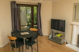Lovely ONE Bed flat off Leith Walk Private Parking